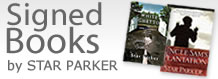 Signed Books by Star Parker